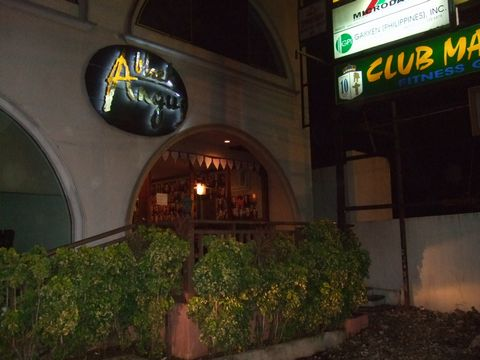 フィリピン セブ島 ステーキレストラン