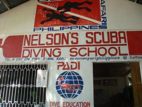 フィリピン セブ島 モアルボアル ダイビング