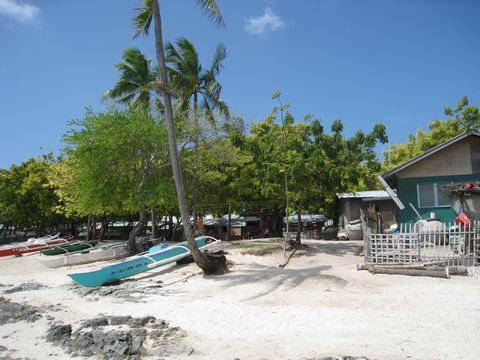 カオハガン島の観光写真2