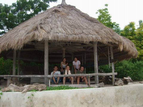 カオハガン島の観光写真1