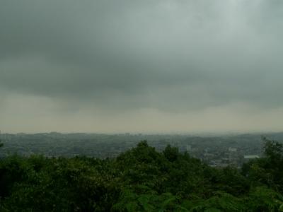 今日も雨か.JPG