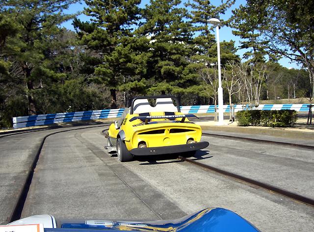 東京ディズニーランド・グランドサーキット・レースウェイ