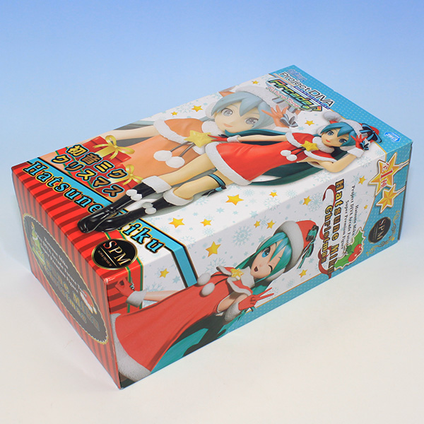 初音ミク クリスマス スーパープレミアムフィギュア Project DIVA Arcade Future Tone SPM 衣装 コスプレ グッズ プライズ セガが再入荷致しました。