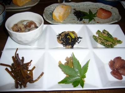 小松別荘 朝食