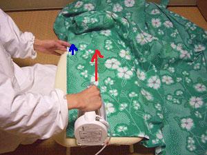 浴衣を自分でお洗濯(3) 〜アイロンがけ〜3