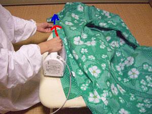 浴衣を自分でお洗濯(3) 〜アイロンがけ〜9