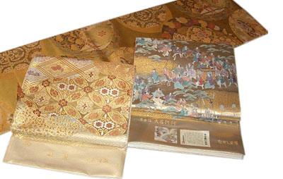 京都 井筒屋 30周年特別大売り出し(留袖・訪問着用の袋帯)