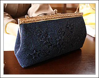 モリモリさんのバッグ。