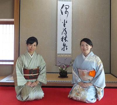 2013年の奈良きもの日和でのコーデ☆