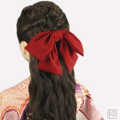 #大学卒業 の時に、袴にリボンではいからさんが通る〜♪