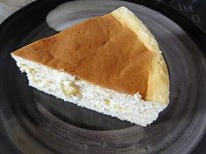 まぁるい気持ちチーズケーキ