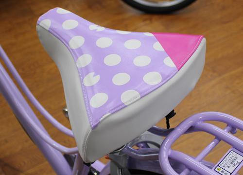 自転車の 自転車 ベル かわいい : セブンティーンコラボ自転車 ...