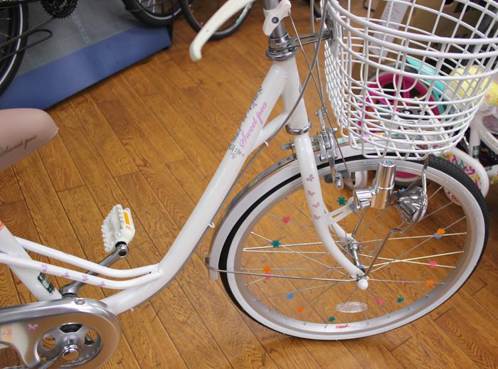 ブリヂストン 女の子用自転車 ...