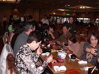 御花(おはな)でうなぎのセイロ蒸しの昼食