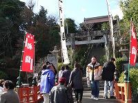 益田市高津柿本神社
