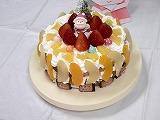 学習部のケーキ