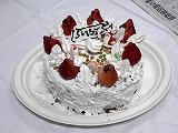 情宣部のケーキ