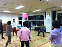 風船バレーボール1