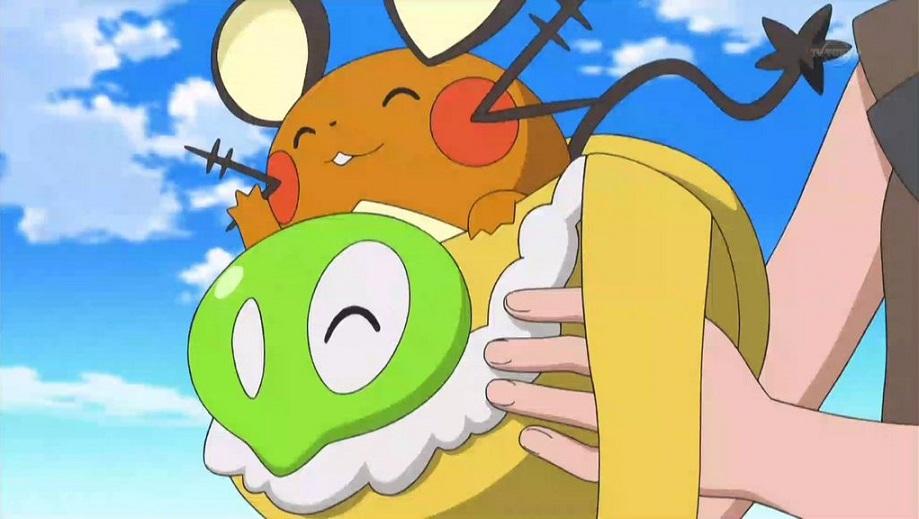 Who Is Squishy In Pokemon Xyz : ?????????XY&Z??2?????????!?????????!!? WonderStar!(????)?