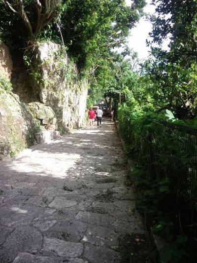 石畳 沖縄