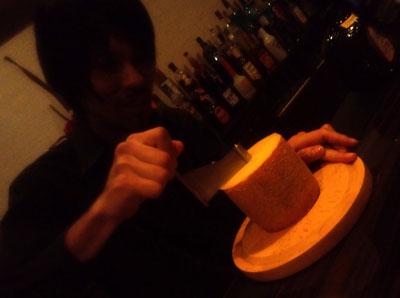テテドモア チーズ