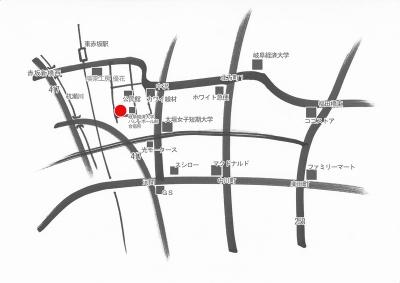 べっかんこ地図