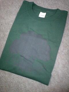 ジェイムランドTシャツ!