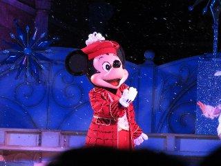 雪降ったぁ!