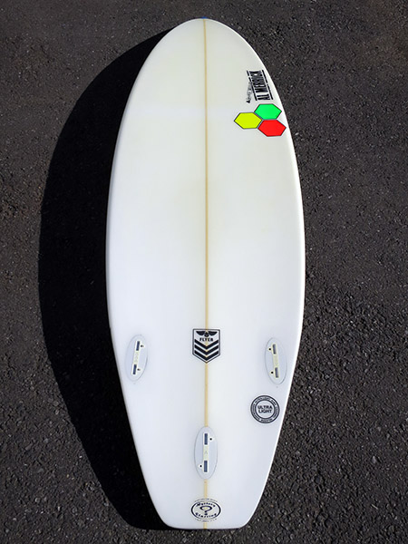 New Flyer5'8 3フィン