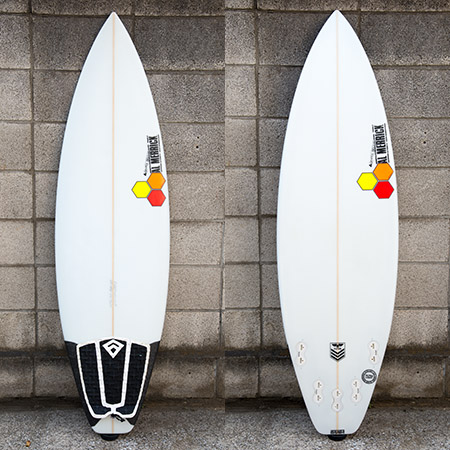 New Flyer5'6 5フィン