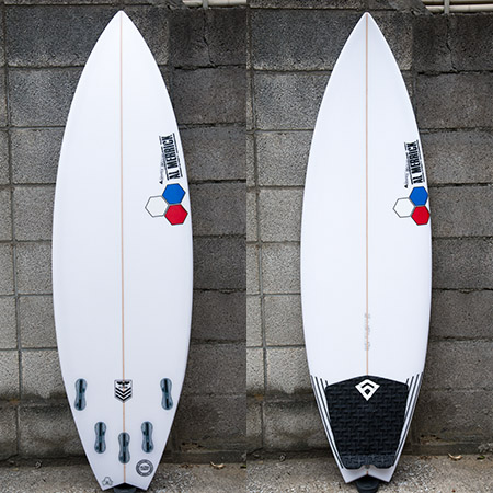 New Flyer5'5 5フィン