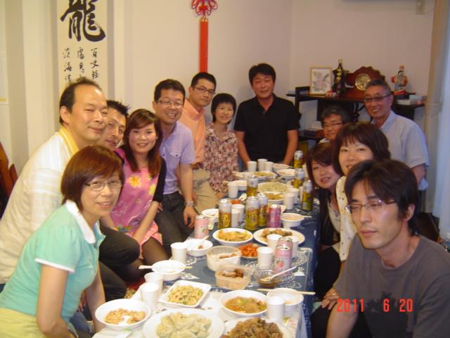6-23餃子パーティー