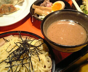 麒麟のつけ麺