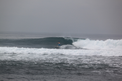 波のサイズ