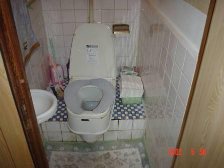 トイレ和式1