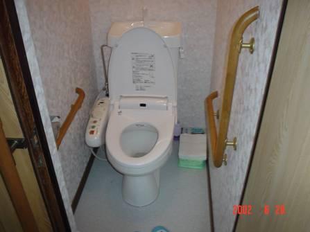 トイレ洋式1