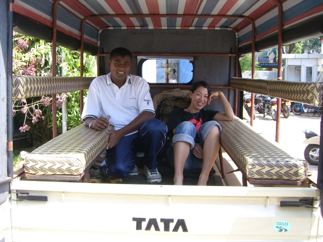 TATAの旅