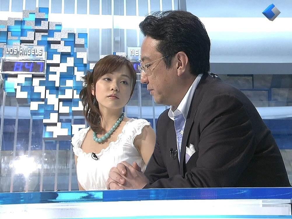 【画像】本田朋子の視線がなんかエロい