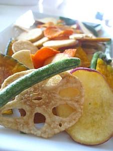野菜チップス10
