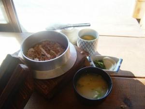 イカ釜飯1