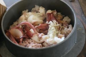 イカ釜飯3