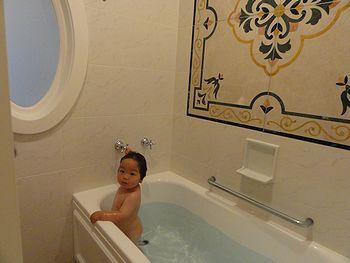 お風呂@TDH
