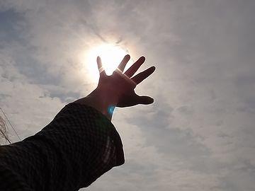 そうよー、太陽のリングぅ♪