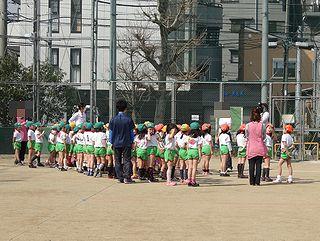 ドッチボール大会開催