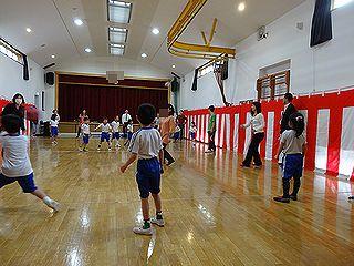 最後の体操教室