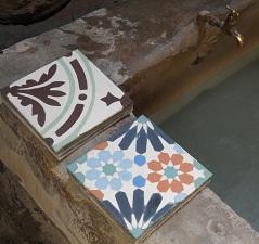 モロッコ タイル
