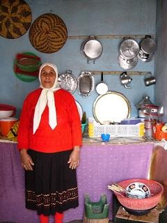 モロッコ 女性