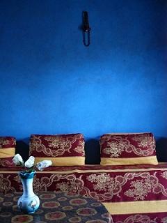 モロッコ 部屋