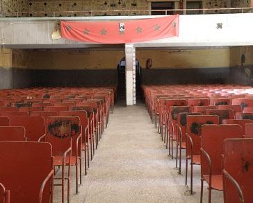 マラケシュ 映画館