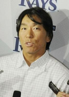 【速報】レイズ戦力外の松井秀喜外野手が現役を引退